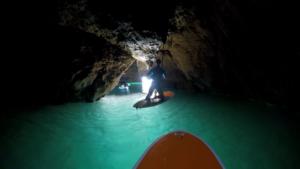 Exploring Caves, Algarve