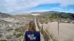 Surf beaches Cascais and Lisbon