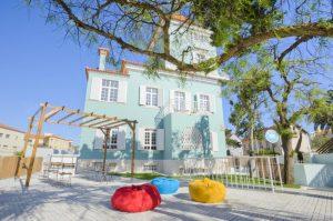 Boutique Beach Hostel Estoril
