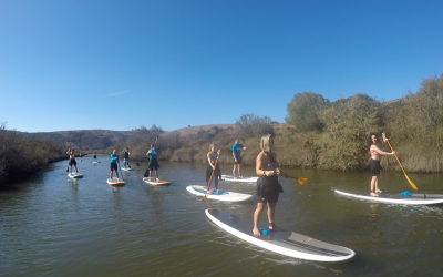 SUP Tour Amoreira River in Algarve