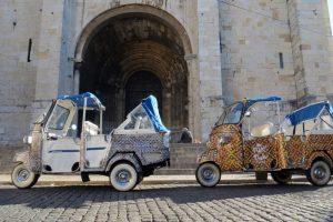 Tuk Tuk Tours Lisbon & Sintra