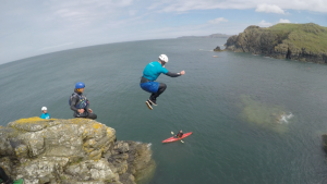 Coasteering Adventures Pembrokeshire, Wales