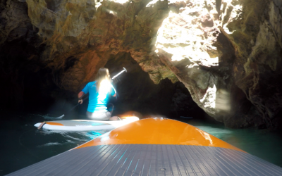Cave SUP Tour Algarve