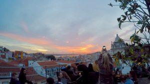 Rooftop Bar Lisbon