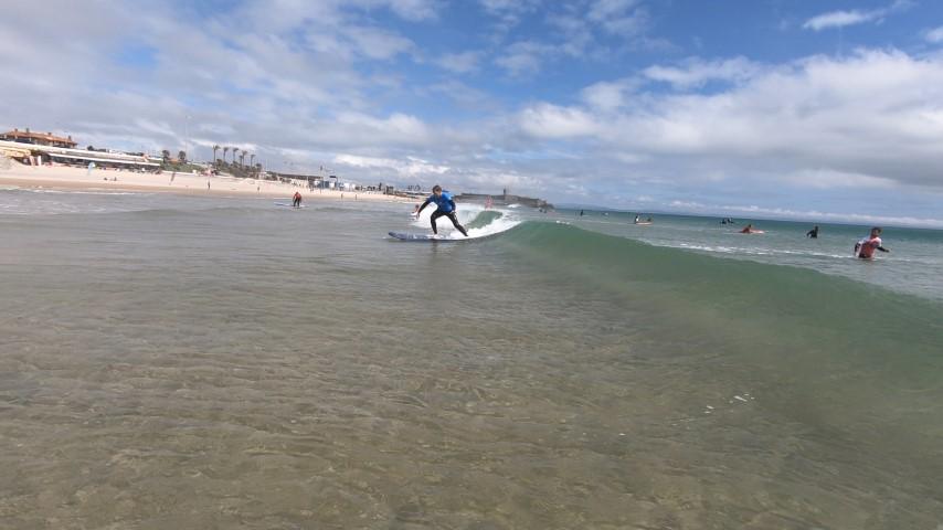 Learnt o surf Carcavelos, Cascais, Lisbon