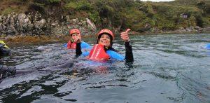 Coasteering Activity Anglesey