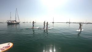Paddleboarding Cascais, Lisbon