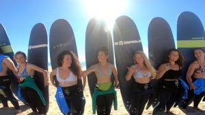 Surf-lessons Lisbon, Portugal