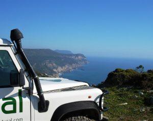 4 x 4 Tour Activity in Sesimbra near Lisbon