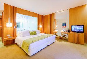 Lisbon & Cascais Hotel Bedroom
