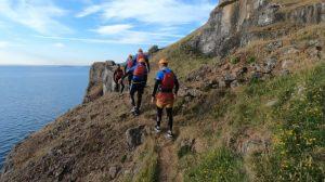 Coasteering Activity Wales