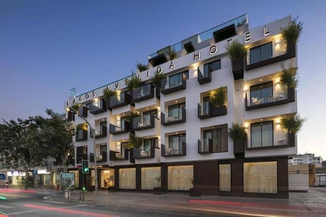Hen friendly quality hotel in Lagos, Algarve
