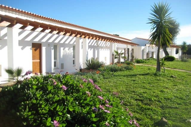 Group accommodation near Aljezur and Arrifana, in Algarve