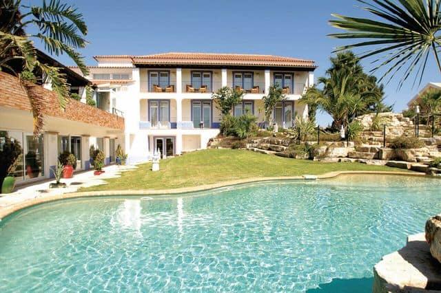 Large luxury villa for hen groups in Lagos, Algarve