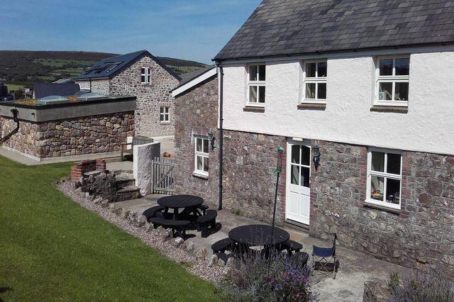group accommodation Wales