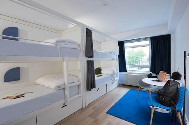 Bluesock Hostel team building group accommodation in Lisbon